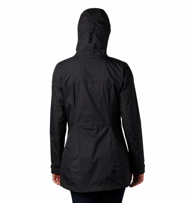 Splash A Little™ II Jacket | 010 | S Chaqueta Splash A Little™II para mujer, Black, back