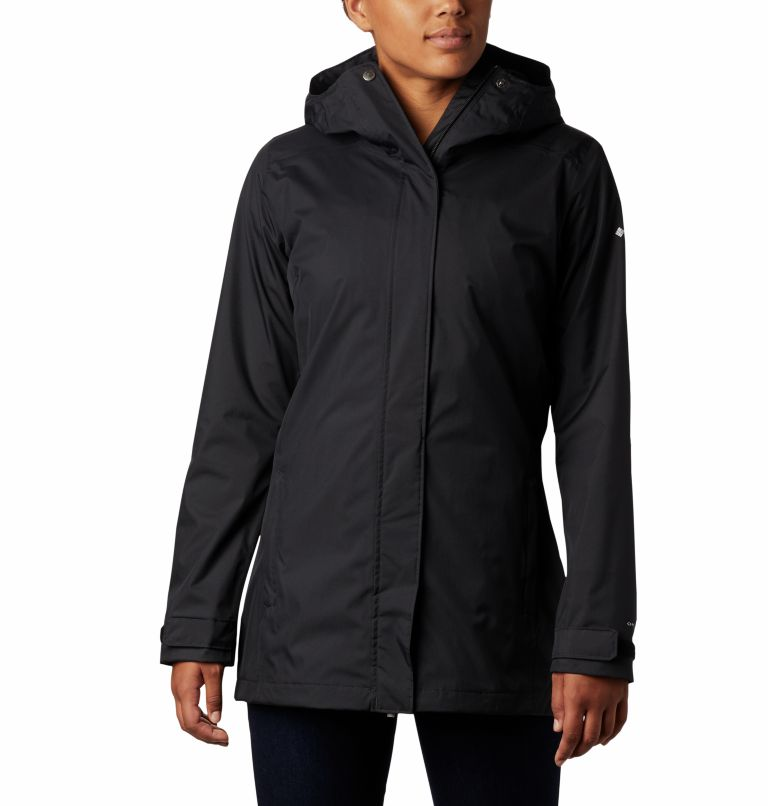 Splash A Little™ II Jacket | 010 | S Chaqueta Splash A Little™II para mujer, Black, front