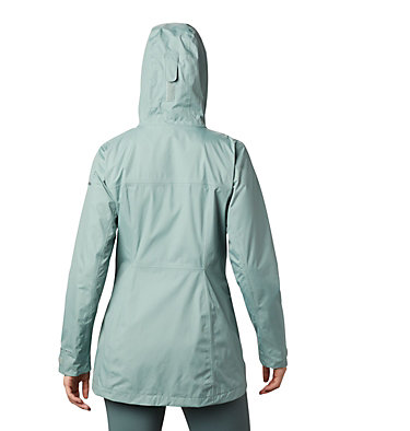 Women's Splash A Little™ II Jacket Splash A Little™ II Jacket | 633 | S, Light Lichen, back