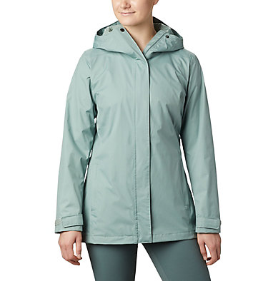 Giacca Splash A Little™ II da donna Splash A Little™ II Jacket | 633 | S, Light Lichen, front