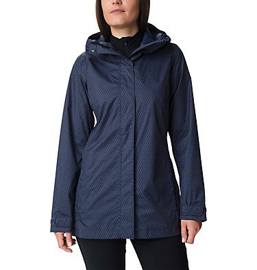 Women's Splash A Little™ II Jacket Splash A Little™ II Jacket | 633 | S, Nocturnal Mini Hex Print, front