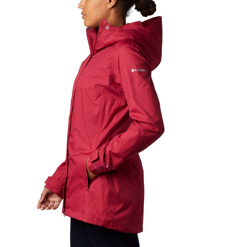 Splash A Little™ II Jacket | 661 | S Chaqueta Splash A Little™II para mujer, Red Orchid, a1