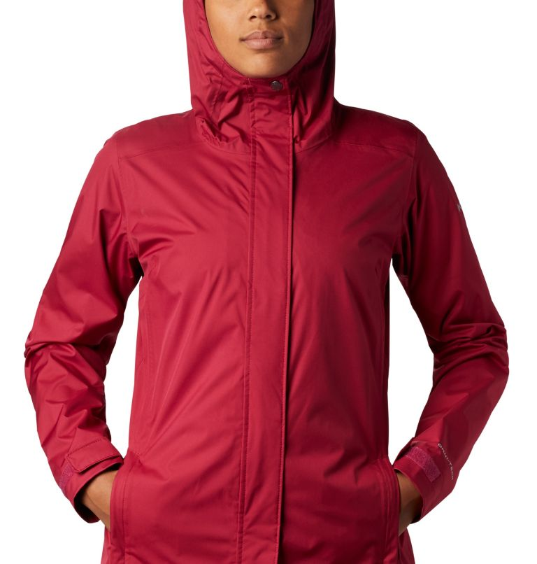 Splash A Little™ II Jacket | 661 | S Chaqueta Splash A Little™II para mujer, Red Orchid, a2