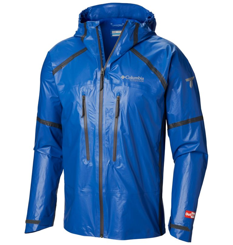 Men's OutDry™ Ex Featherweight Shell Men's OutDry™ Ex Featherweight Shell, front