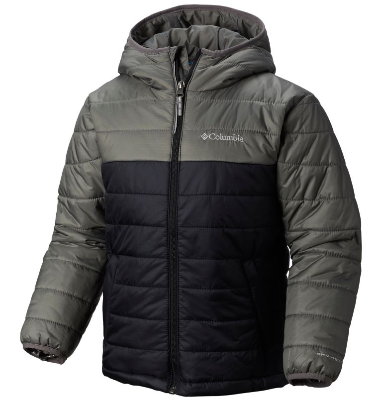 Boys' Crested Butte™ Hooded Jacket Boys' Crested Butte™ Hooded Jacket, front