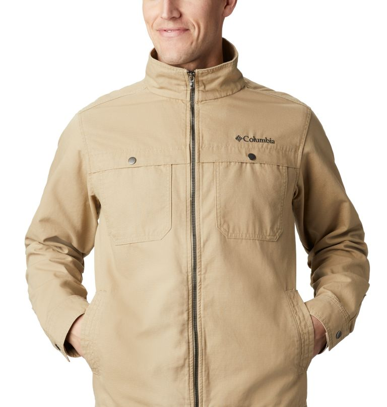 Tolmie Butte™ Jacket | 265 | M Chaqueta TolmieButte™ para hombre, British Tan, a2
