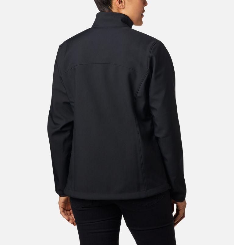 Kruser Ridge™ II Softshell | 010 | M Women's Kruser Ridge™ II Softshell, Black, back