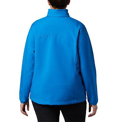 Women's Kruser Ridge™ II Softshell - Plus Size Kruser Ridge™ II Softshell | 619 | 2X, Fathom Blue, back