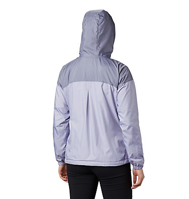 Women's Flash Forward™ Lined Windbreaker Flash Forward™ Lined Windbreaker | 581 | S, Twilight, New Moon, back