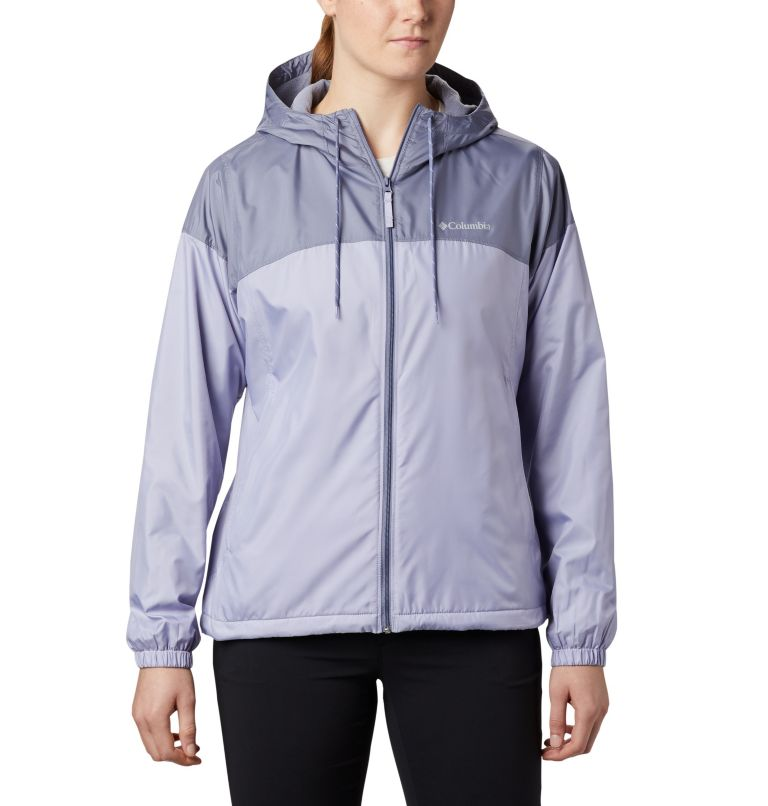 Women's Flash Forward™ Lined Windbreaker Women's Flash Forward™ Lined Windbreaker, front