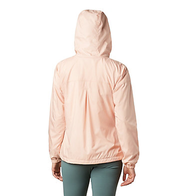 Women's Flash Forward™ Lined Windbreaker Flash Forward™ Lined Windbreaker | 581 | S, Peach Cloud, back
