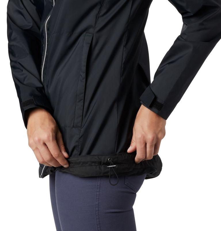 Switchback™ Lined Long Jacket | 010 | XS Women's Switchback™ Lined Long Jacket, Black, a1