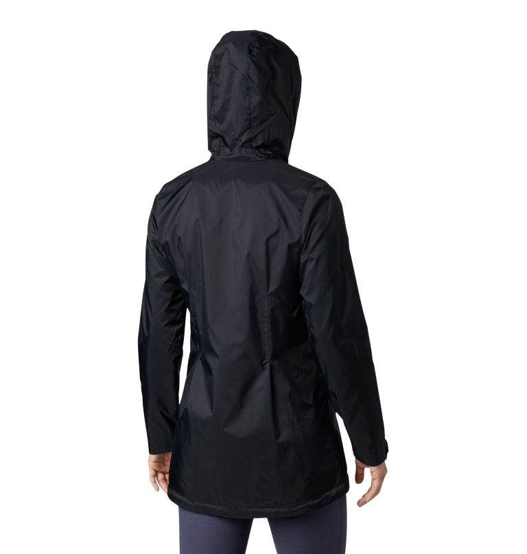 Women's Switchback™ Lined Long Jacket Women's Switchback™ Lined Long Jacket, back