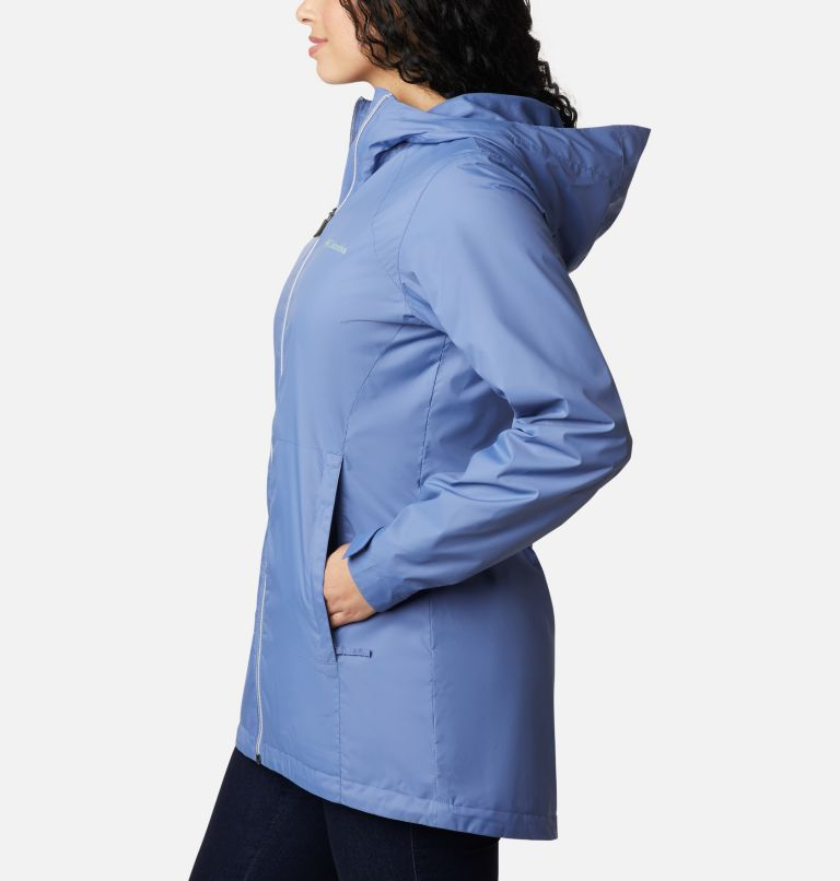 Switchback™ Lined Long Jacket | 458 | XS Women's Switchback™ Lined Long Jacket, Velvet Cove, a1