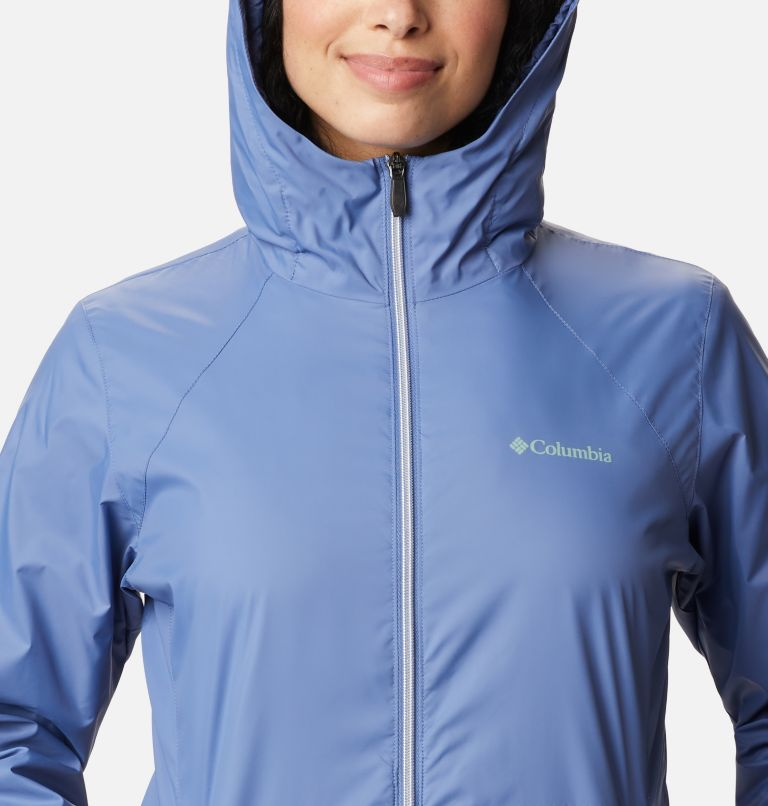 Switchback™ Lined Long Jacket | 458 | XS Women's Switchback™ Lined Long Jacket, Velvet Cove, a2