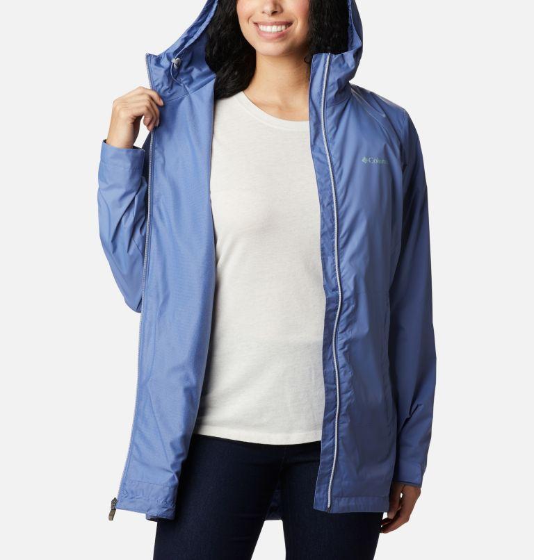 Switchback™ Lined Long Jacket | 458 | XS Women's Switchback™ Lined Long Jacket, Velvet Cove, a3