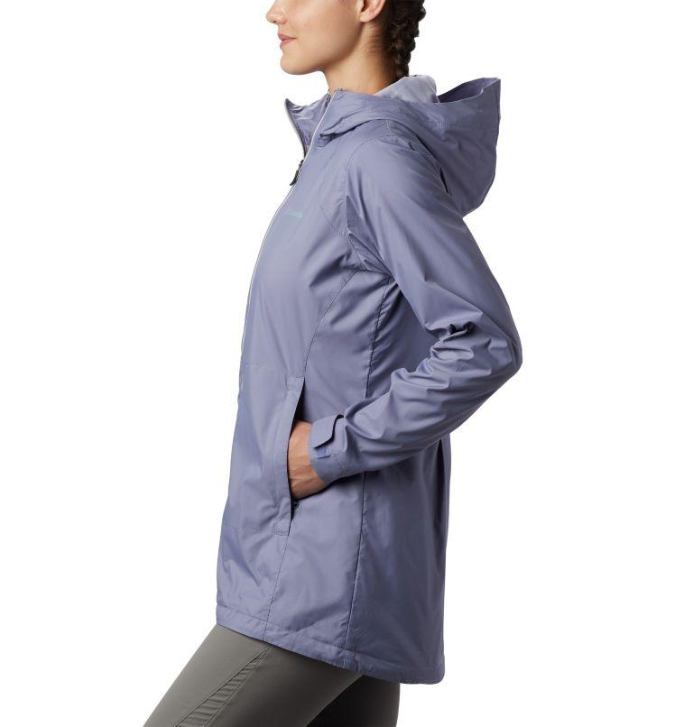 Switchback™ Lined Long Jacket | 556 | XXL Women's Switchback™ Lined Long Jacket, New Moon, Twilight Lining, a1