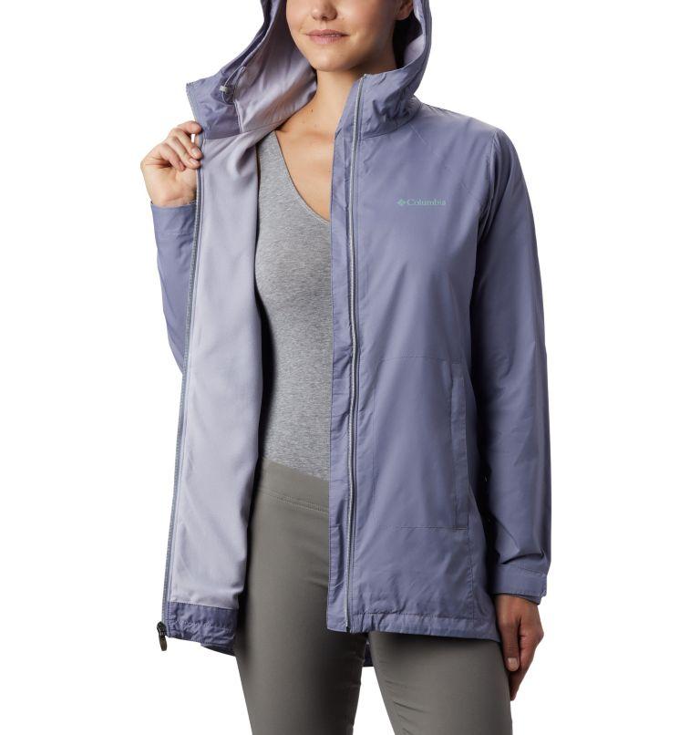 Switchback™ Lined Long Jacket | 556 | XXL Women's Switchback™ Lined Long Jacket, New Moon, Twilight Lining, a2