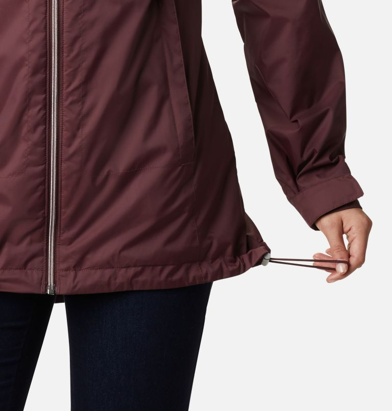 Women's Switchback™ Lined Long Jacket Women's Switchback™ Lined Long Jacket, a4
