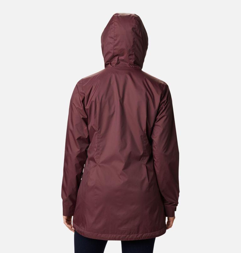 Women's Switchback™ Lined Long Jacket Women's Switchback™ Lined Long Jacket, back