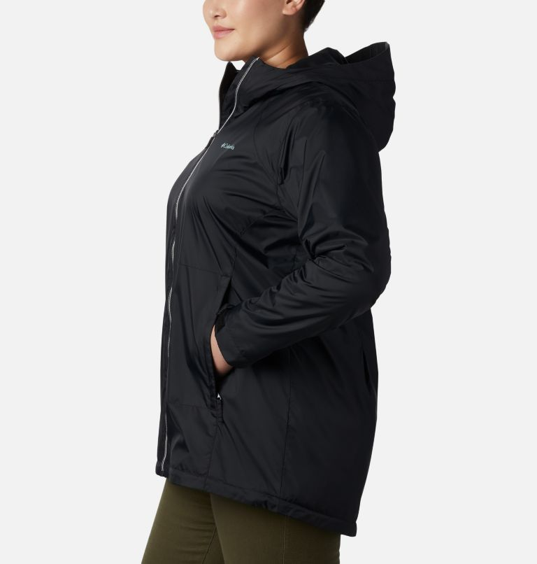 Women's Switchback™ Lined Long Jacket - Plus Size Women's Switchback™ Lined Long Jacket - Plus Size, a1