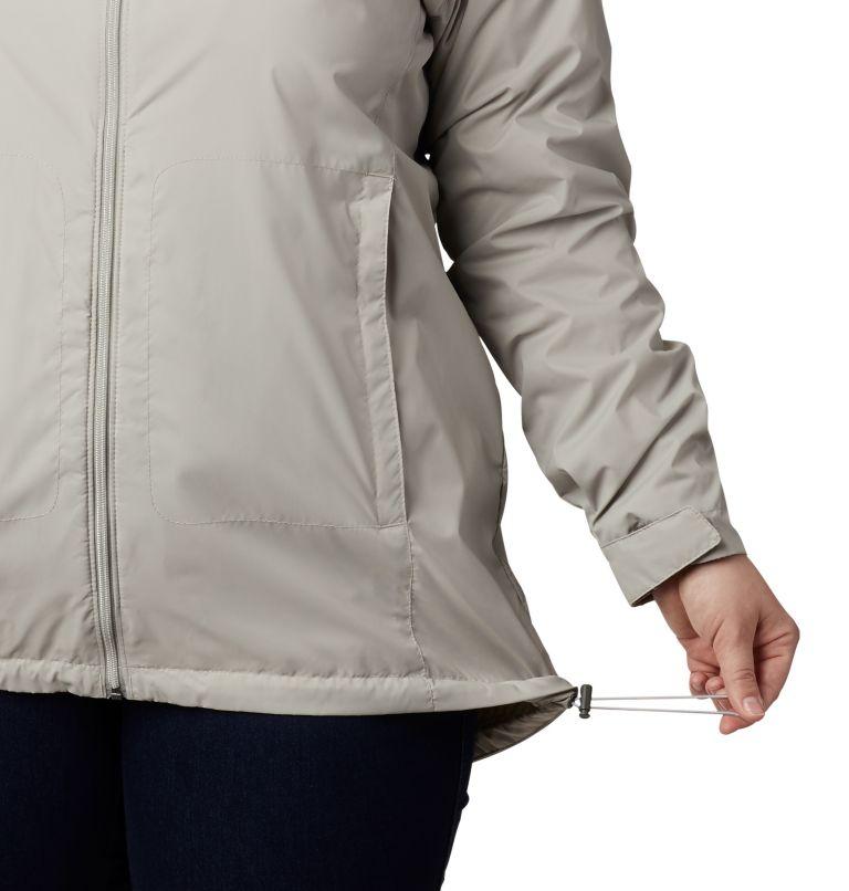Women's Switchback™ Lined Long Jacket - Plus Size Women's Switchback™ Lined Long Jacket - Plus Size, a4