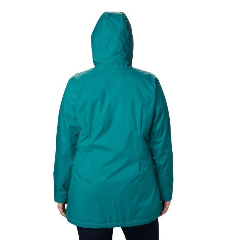 Veste longue doublée Switchback™ pour femme - Grandes tailles Veste longue doublée Switchback™ pour femme - Grandes tailles, back