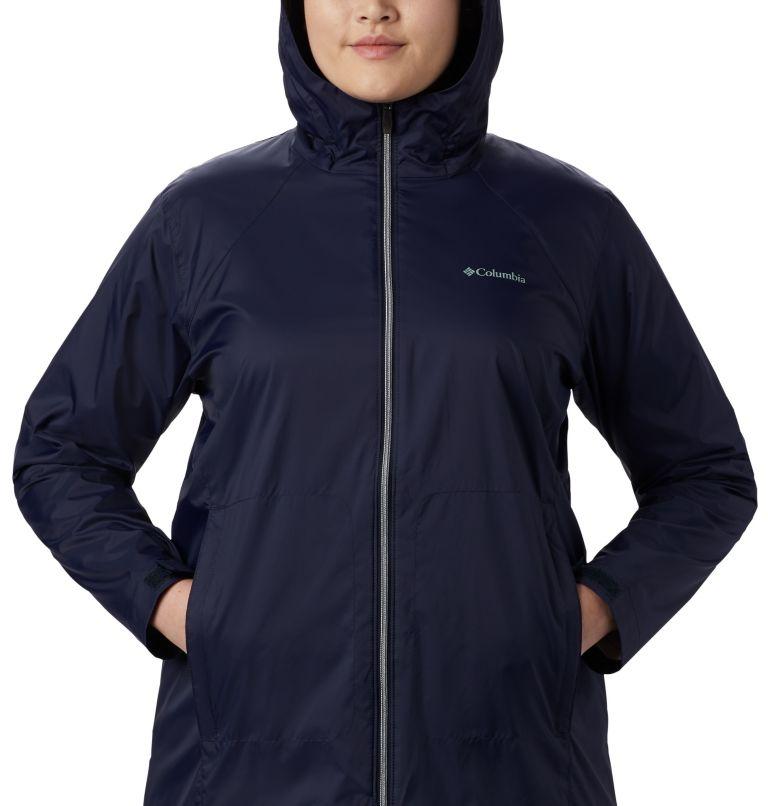 Women's Switchback™ Lined Long Jacket - Plus Size Women's Switchback™ Lined Long Jacket - Plus Size, a3