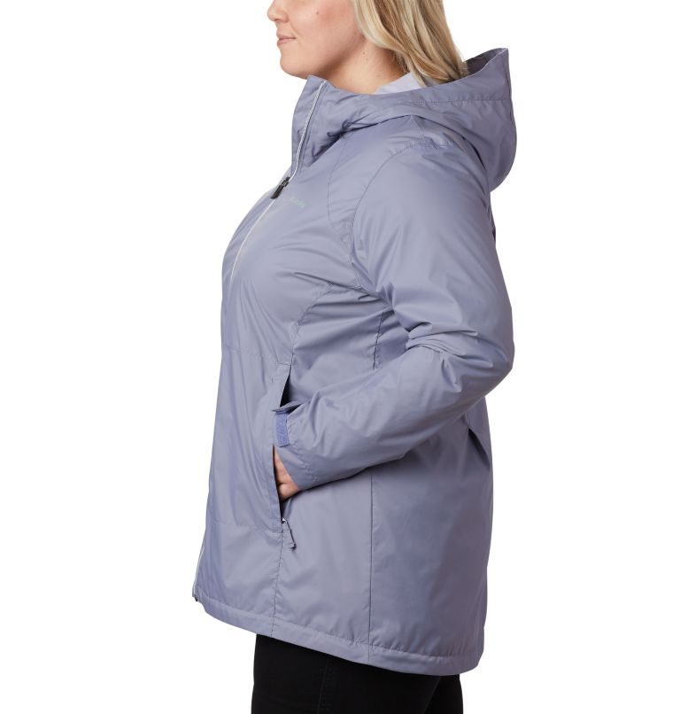 Women's Switchback™ Lined Long Jacket - Plus Size Women's Switchback™ Lined Long Jacket - Plus Size, a1