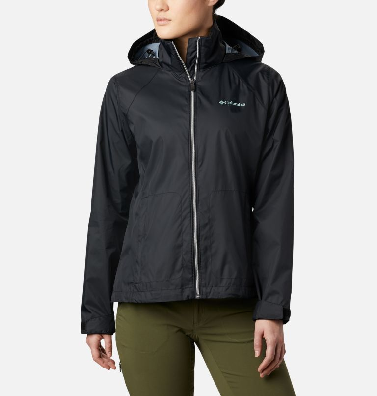 Switchback™ III Jacket | 010 | XL Women's Switchback™ III Jacket, Black, front