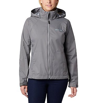 Women's Switchback™ III Jacket Switchback™ III Jacket | 671 | XS, City Grey, front