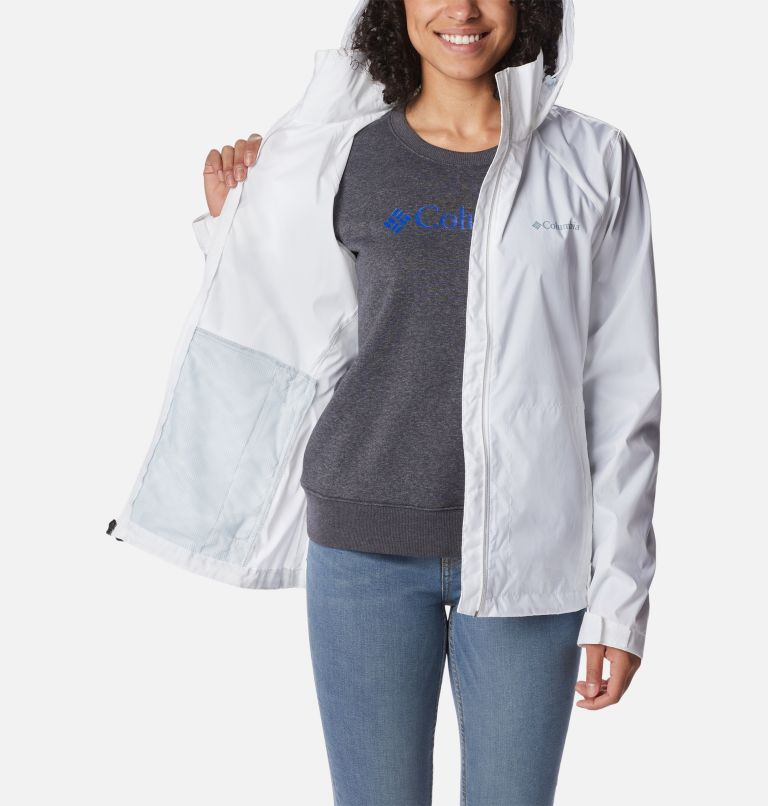 Switchback™ III Jacket | 100 | S Women's Switchback™ III Jacket, White, a3