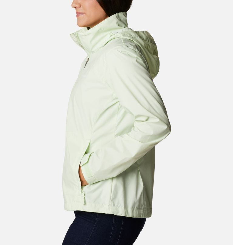 Switchback™ III Jacket   313   XS Women's Switchback™ III Jacket, Light Lime, a1