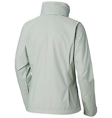 Women's Switchback™ III Jacket Switchback™ III Jacket | 671 | XS, Cool Green, back