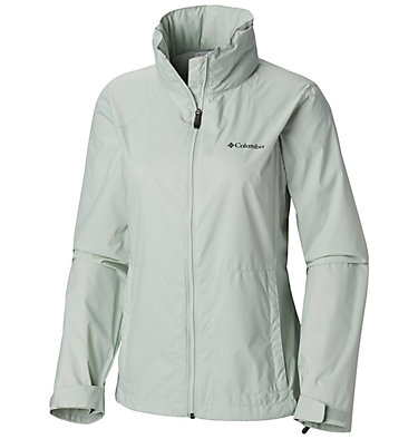 Women's Switchback™ III Jacket Switchback™ III Jacket | 671 | XS, Cool Green, front