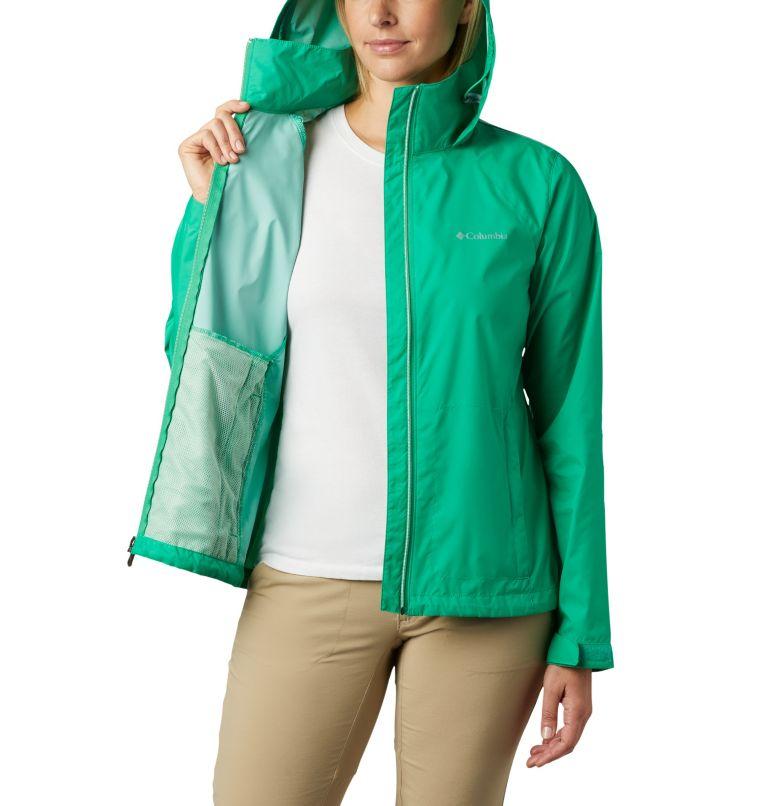 Switchback™ III Jacket | 341 | S Women's Switchback™ III Jacket, Dark Lime, a4