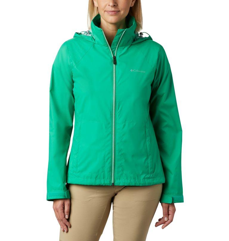 Switchback™ III Jacket | 341 | L Women's Switchback™ III Jacket, Dark Lime, front