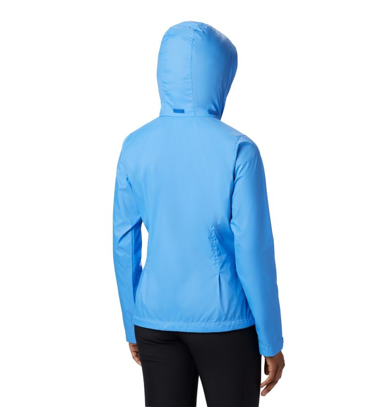 Switchback™ III Jacket | 485 | S Women's Switchback™ III Jacket, Harbor Blue, back