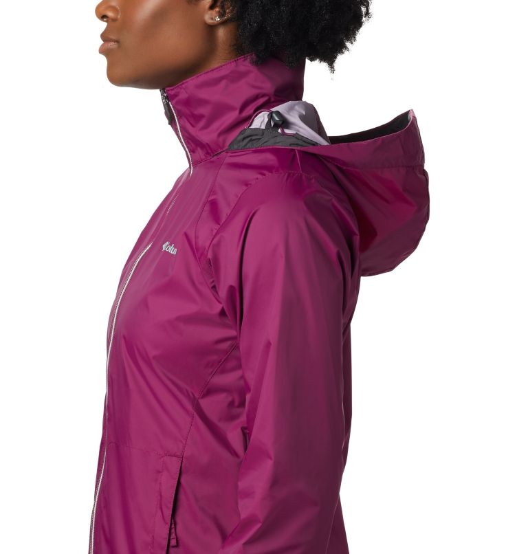 Switchback™ III Jacket | 520 | M Women's Switchback™ III Jacket, Dark Raspberry, a1