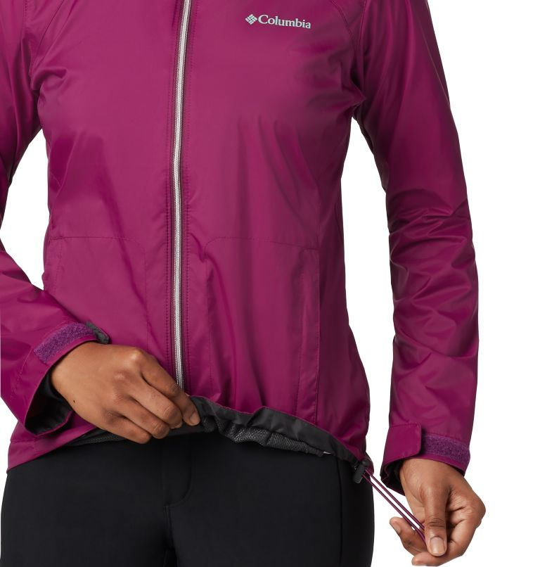 Switchback™ III Jacket | 520 | M Women's Switchback™ III Jacket, Dark Raspberry, a2