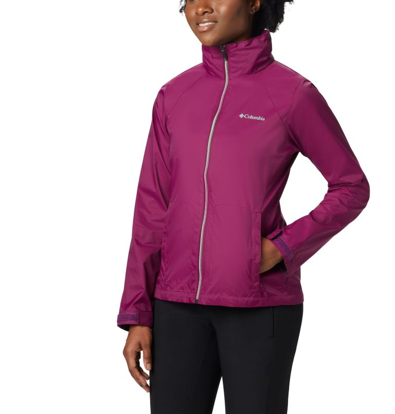 Switchback™ III Jacket | 520 | M Women's Switchback™ III Jacket, Dark Raspberry, front