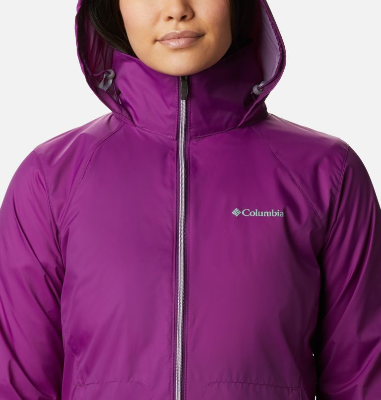 Switchback™ III Jacket | 575 | XL Women's Switchback™ III Jacket, Plum, a2