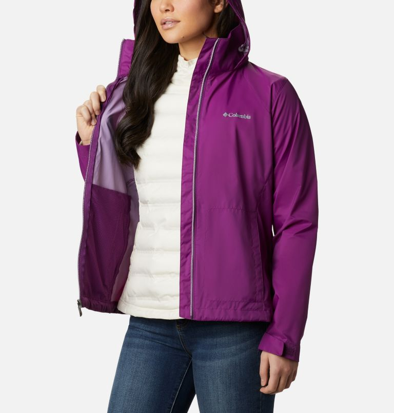 Switchback™ III Jacket | 575 | M Women's Switchback™ III Jacket, Plum, a3