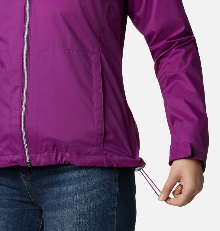Switchback™ III Jacket | 575 | L Women's Switchback™ III Jacket, Plum, a4