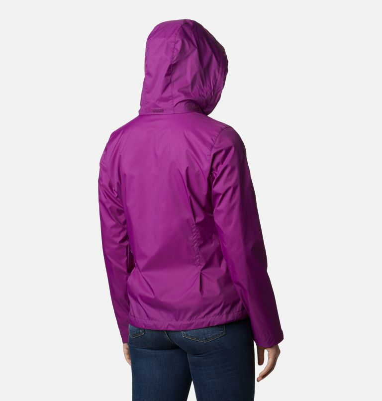 Switchback™ III Jacket | 575 | L Women's Switchback™ III Jacket, Plum, back