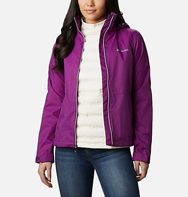 Women's Switchback™ III Jacket Switchback™ III Jacket | 671 | XS, Plum, front
