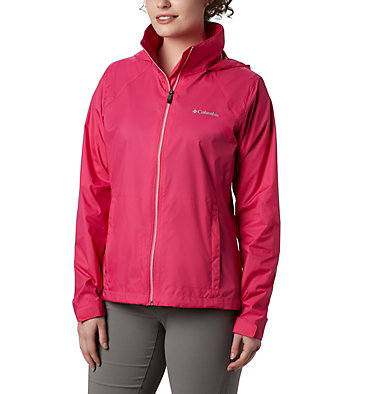 Women's Switchback™ III Jacket Switchback™ III Jacket | 612 | L, Cactus Pink, front