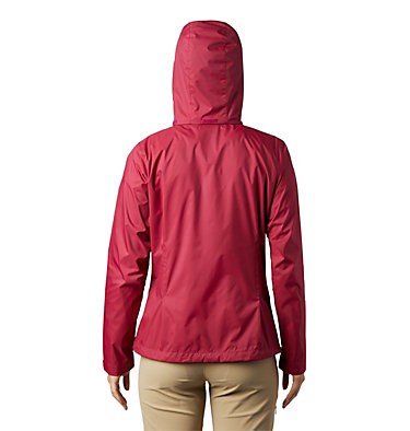 Women's Switchback™ III Jacket Switchback™ III Jacket | 671 | XS, Red Orchid, back