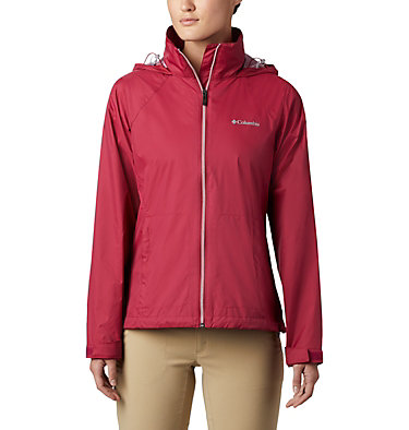 Women's Switchback™ III Jacket Switchback™ III Jacket | 671 | XS, Red Orchid, front