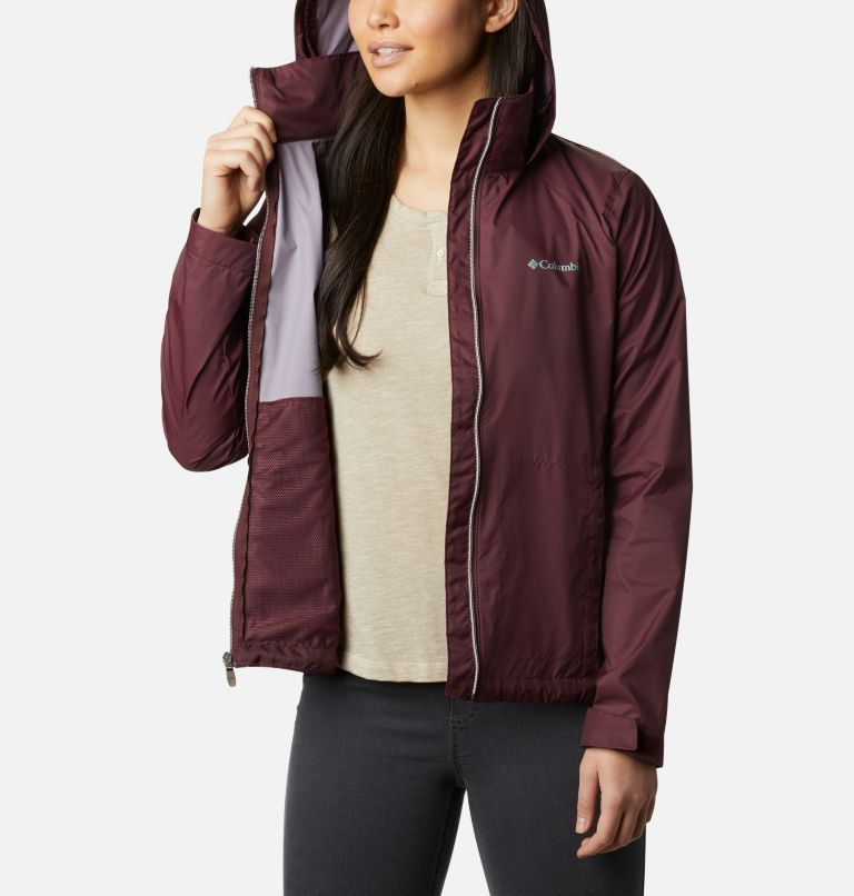 Switchback™ III Jacket | 671 | XS Women's Switchback™ III Jacket, Malbec, a3